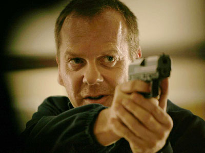 I didn't begin to appreciate the consistent intensity of Jack Bauer until nearly 3 years after '24' left the air.