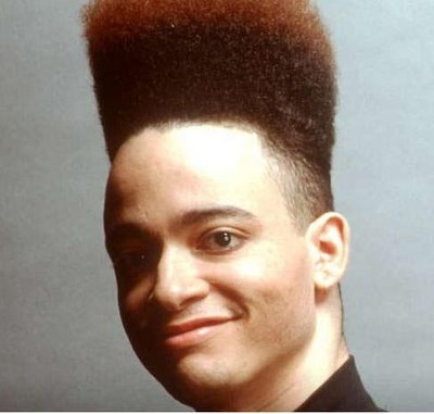 The originator of the high top fade